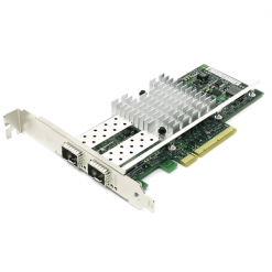 card quang intel x520-da2 server network adapter