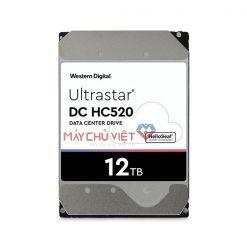 western digital ultrastar dc hc520 12tb 1