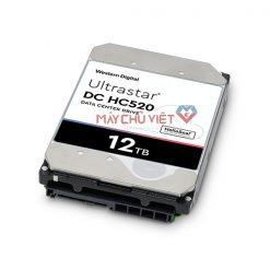western digital ultrastar dc hc520 12tb 2