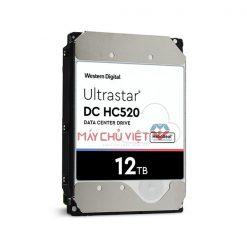 western digital ultrastar dc hc520 12tb 4