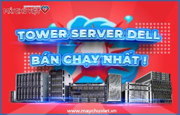 3 dòng tower server dell bán chạy nhất banner