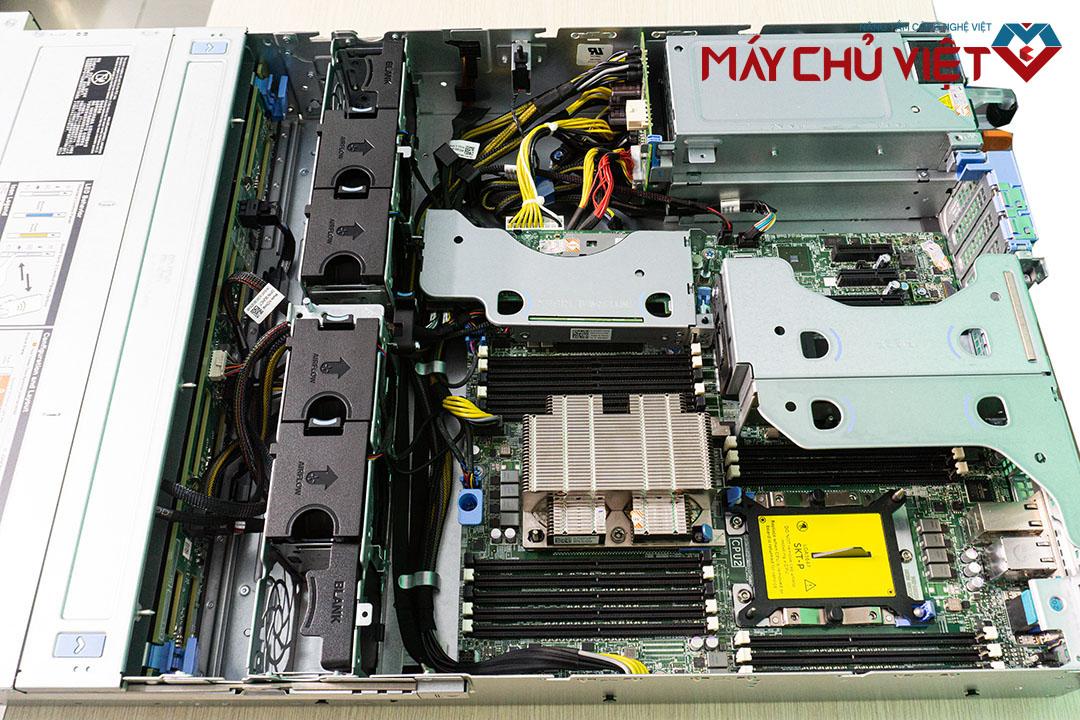 Nội thất bên trong của Dell R540