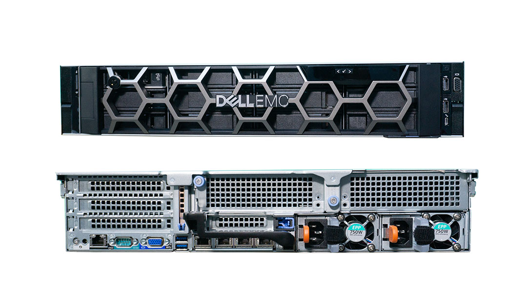 Review Dell PowerEdge R740
