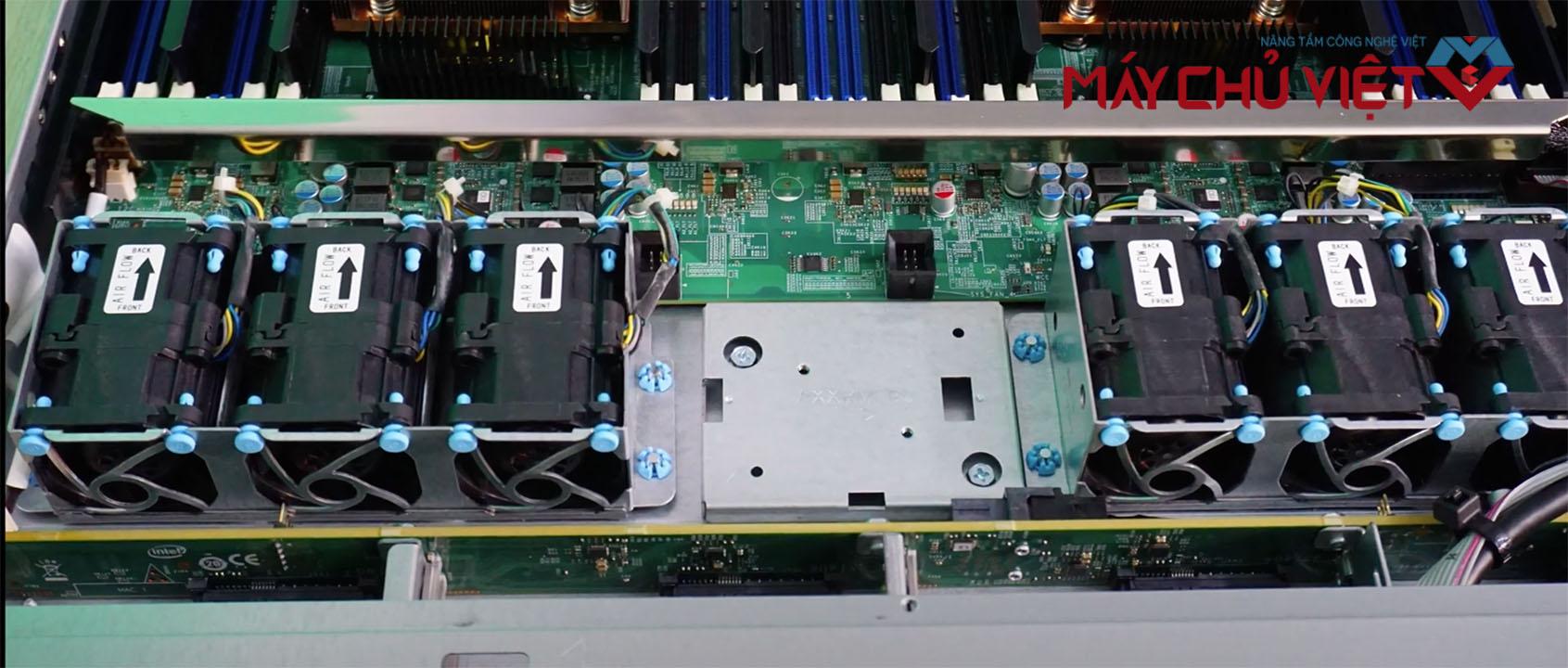 Quạt tản nhiệt của máy chủ Intel R1304