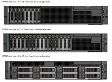 server dell poweredge r740 3 post img maychuviet